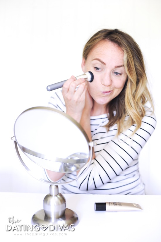 Busy Mom Makeup Routine