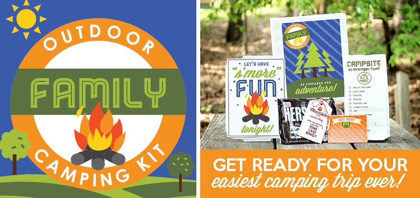 Outdoor Family Fun Kit