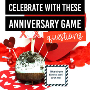 Celebrate With Anniversary Game Questions