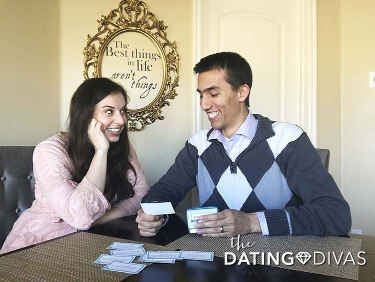 Conversation Cards gift idea