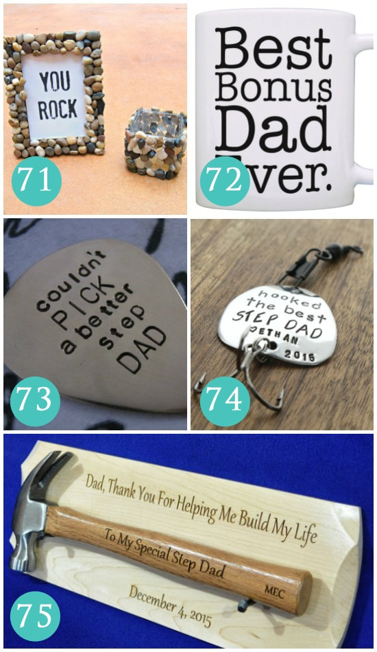 Perfect Gift Ideas for Stepdad - Father's Day Gift Ideas For ALL Fathers - The Dating Divas