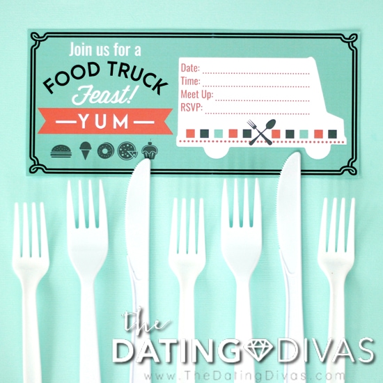 Food Truck Group Date Night