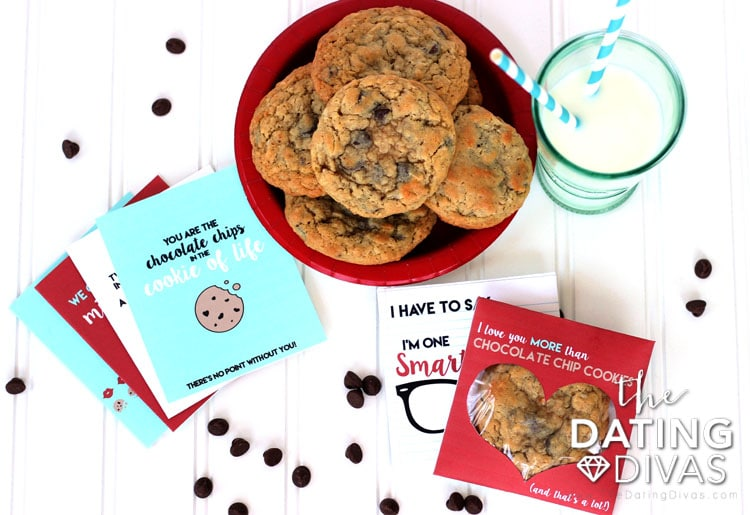 National Chocolate Chip Cookie Day Date Night