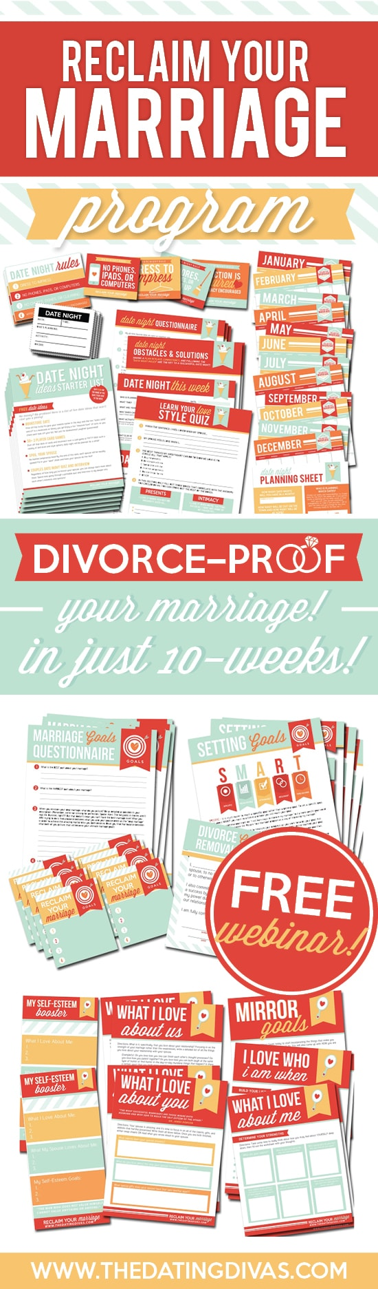 Divorce-Proof Your Marriage with the Reclaim Your Marriage Program