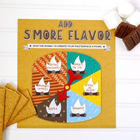 Build A S'more Date Night Idea