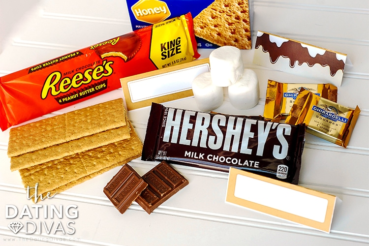 S'more Treat Combinations