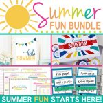 Your Summer Fun Bundle is Here!