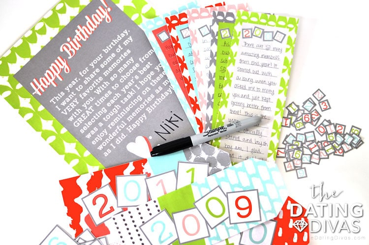 Birthday Printable Kit