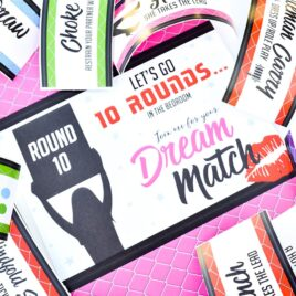 This bedroom game is perfect after UFC Fight Night Date Night