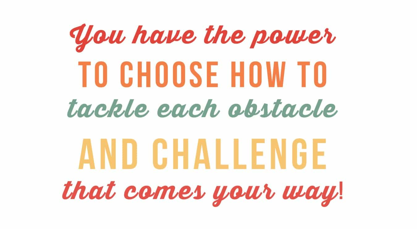 It's Up to YOU to Choose!