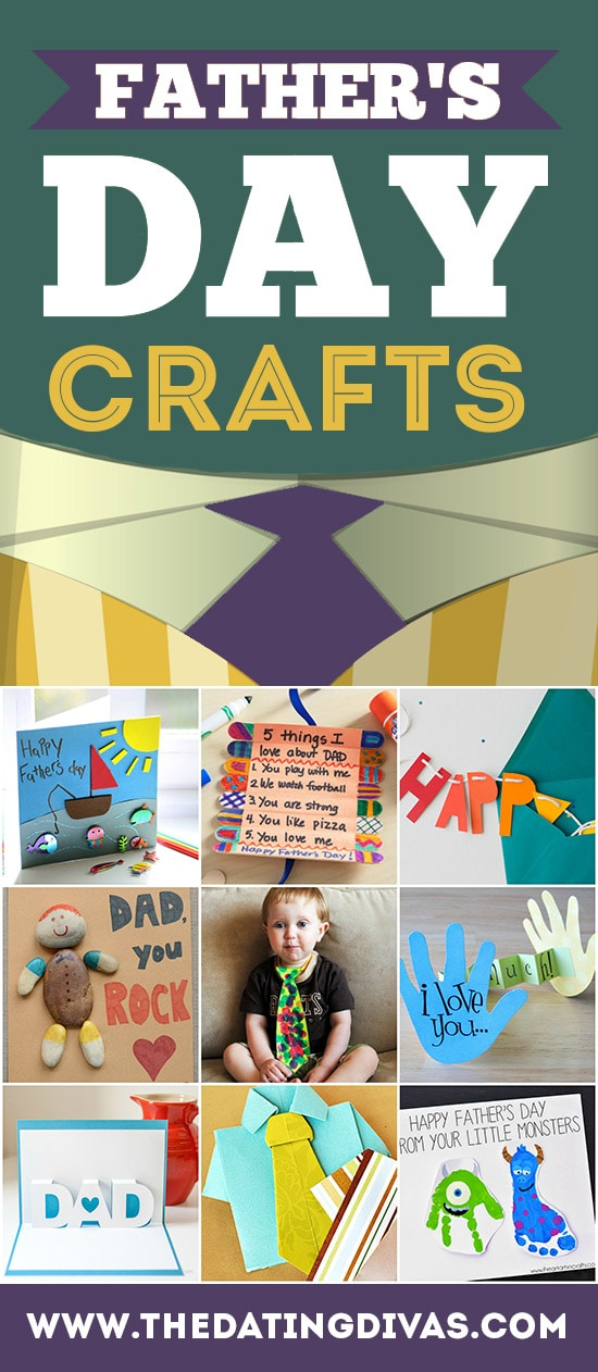 Father's Day Crafts and Cards