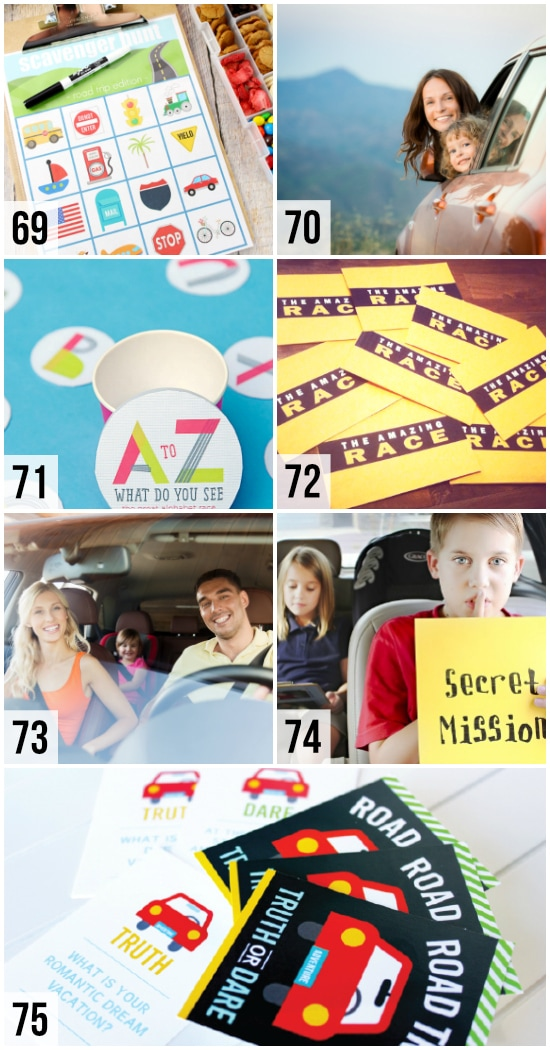 Fun Family Entertainment Ideas for Road Trips