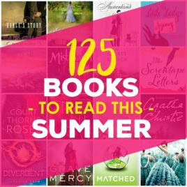 Top summer reading list!