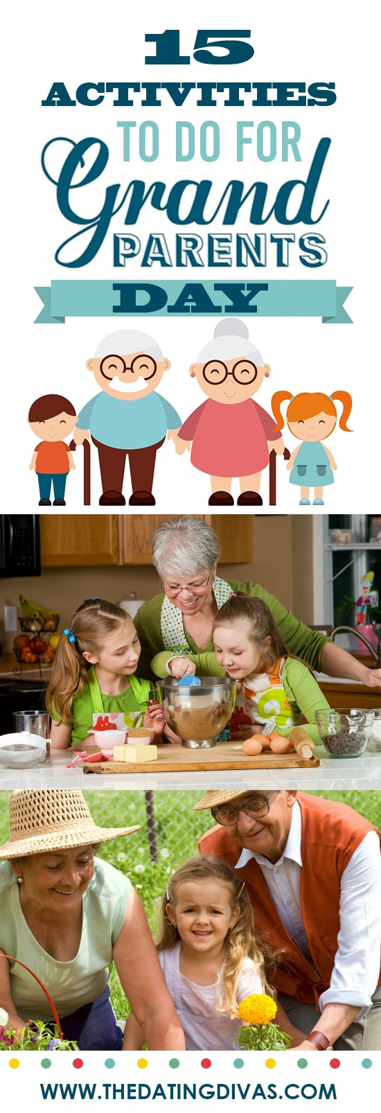 Activities to do with Grandparents on Grandparents Day