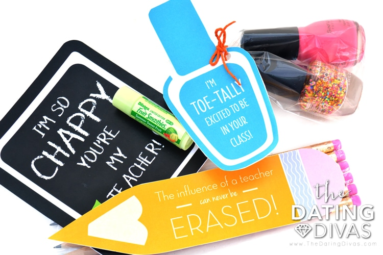 3 great 1st day of school gift ideas.