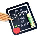 1st Day of School Teacher Gifts