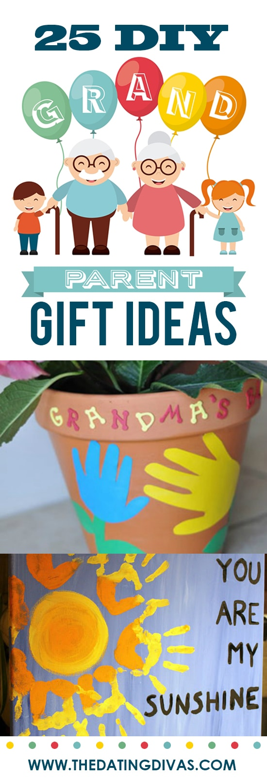 101 Grandparents Day Ideas From The Dating Divas