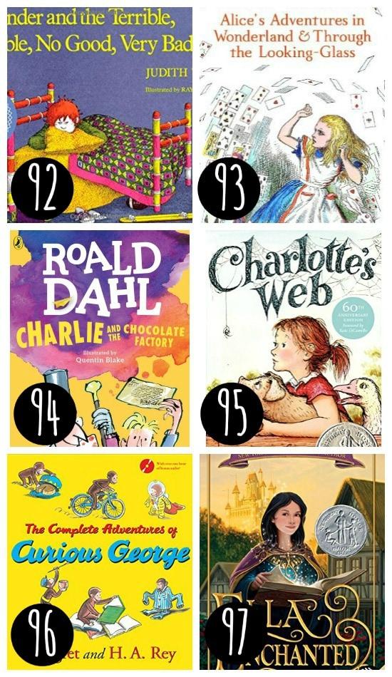 Summer bucket list books!