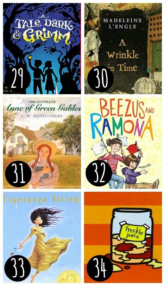 Family friendly books!
