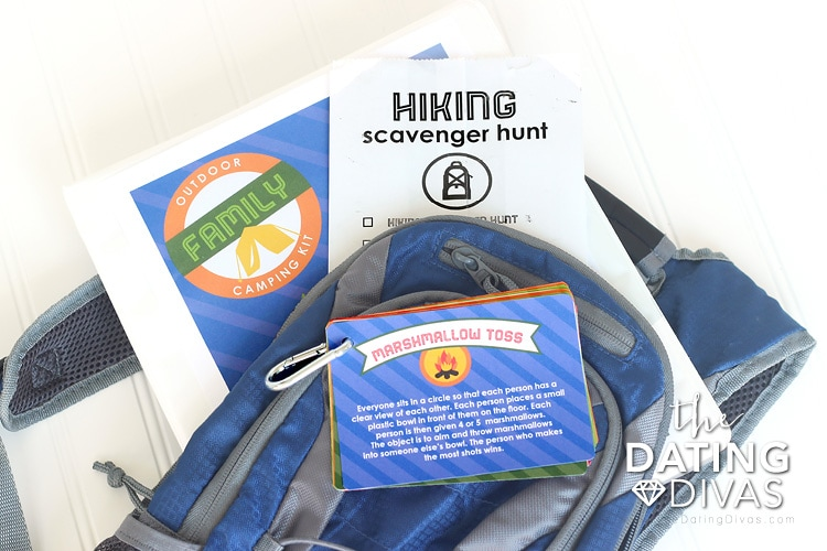 Camping Trip Kit - Ring of Games