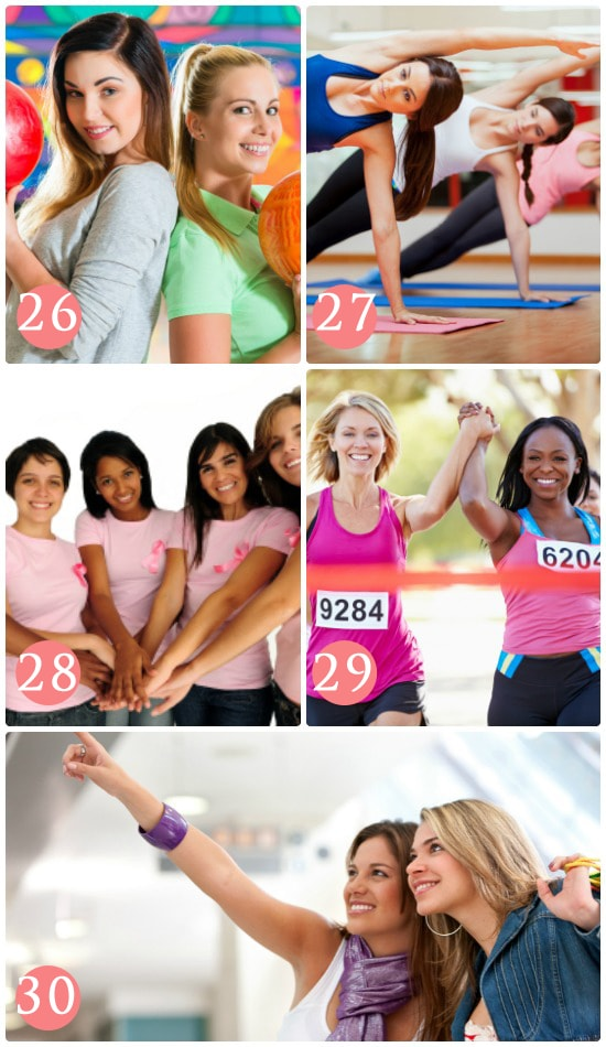 Games for Girls Night Out