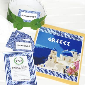 Greece Date Night