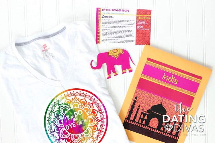 India Date Night Printables