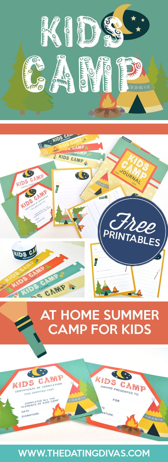 Kids-Camp-Printables