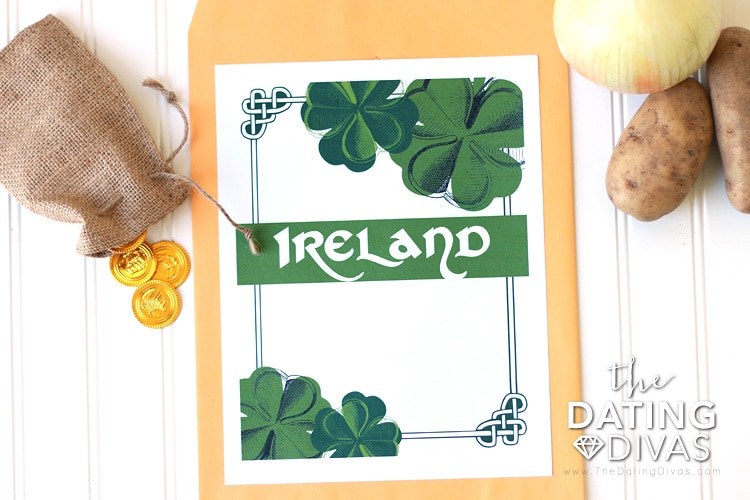 Ireland Cover Page