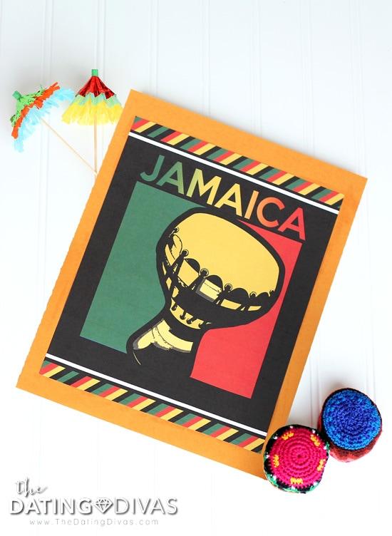 Jamaica Date Cover