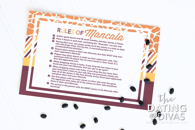 Rules of Mancala