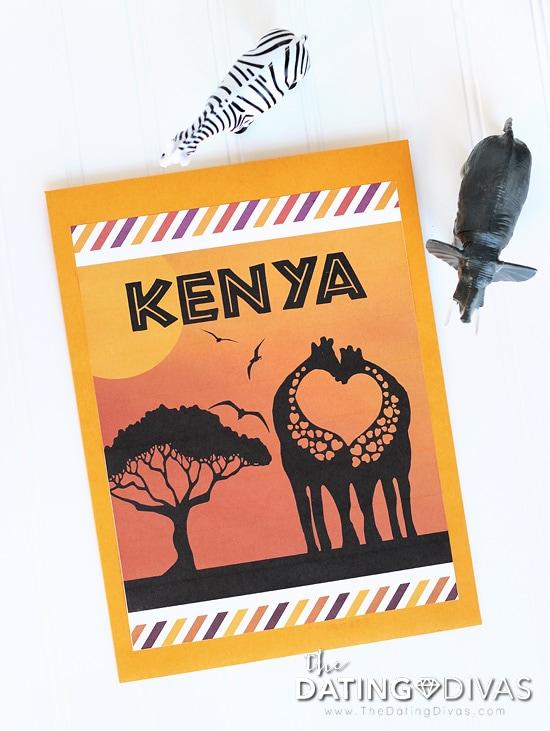 Kenya Cover Page