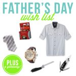 Father's Day Gift Ideas & Giveaway!
