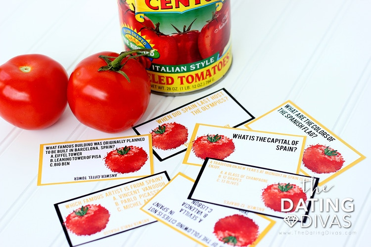 La Tomatina Spain Date Night Activity