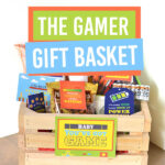 The Gamer Gift Basket: What To Give The Gamer In Your Life