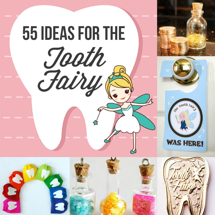 Ideas For Tooth Fairy Gifts