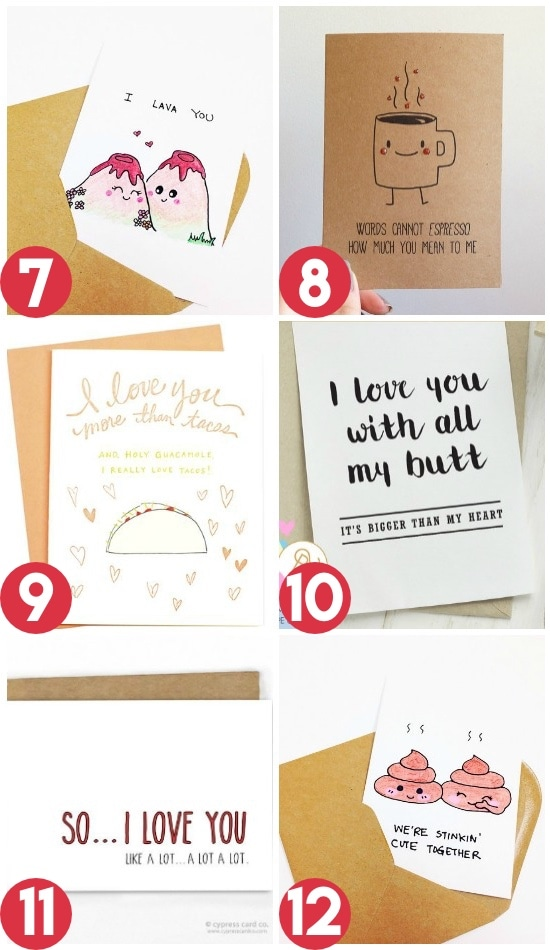 Funny Anniversary Card Ideas For a Spouse