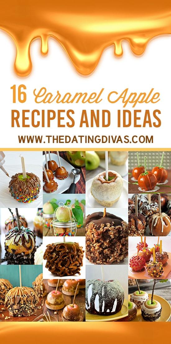 Caramel Apple Party Recipes
