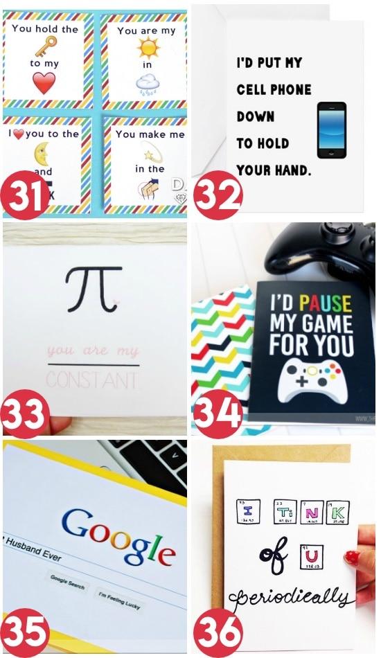 Funny Card Ideas For A Spouse