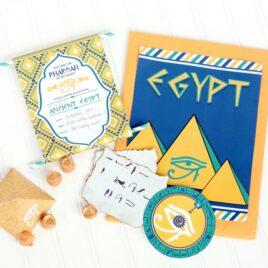 Egypt Date Night Printables