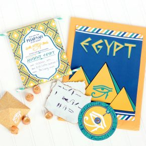 Egypt Date Night Printables