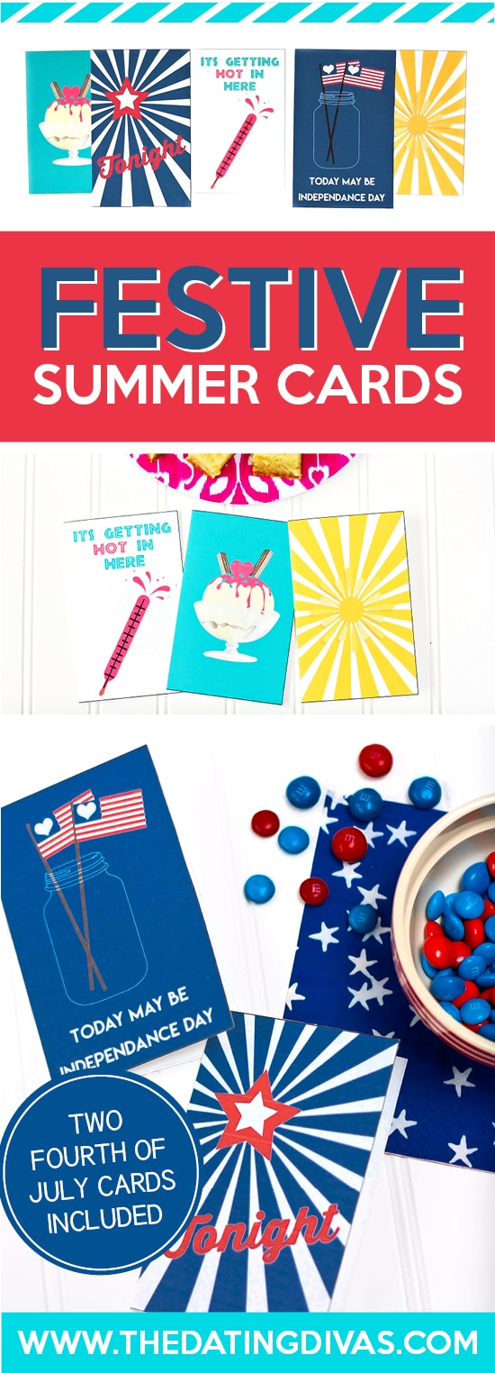 Free Printable Summer Cards