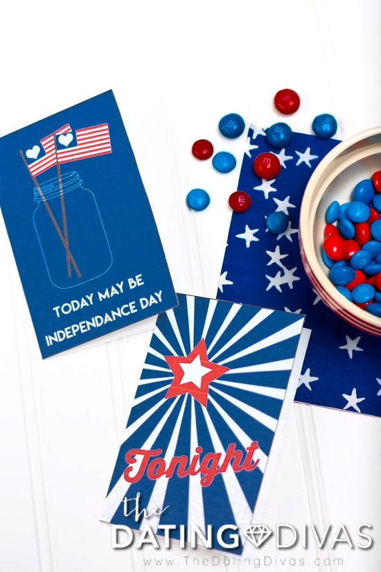 4th of July Cards for Your Spouse