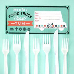Food Truck Date Night