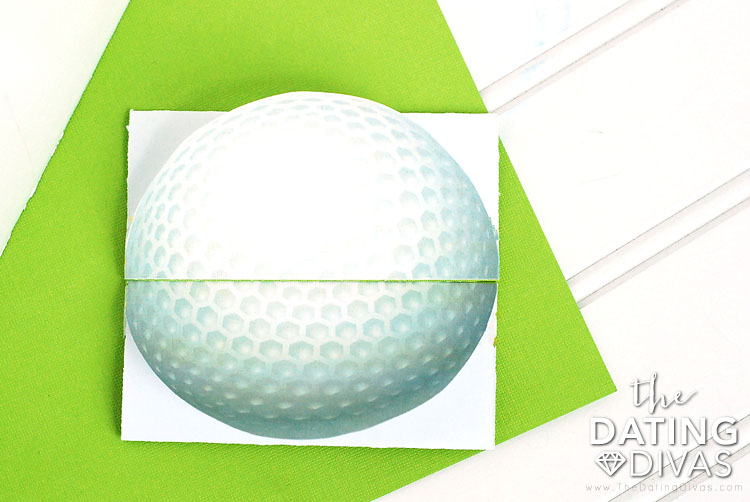 Mini Golf Date Night Idea Invite
