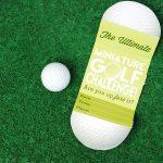 The Ultimate Mini Golf Date Night