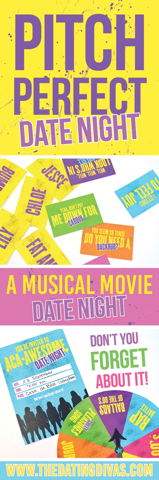 A Pitch Perfect date night!