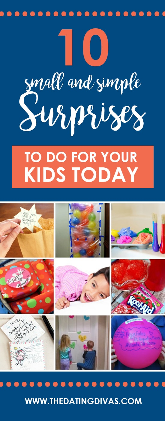 Easy ways to make your kids' childhood memorable!