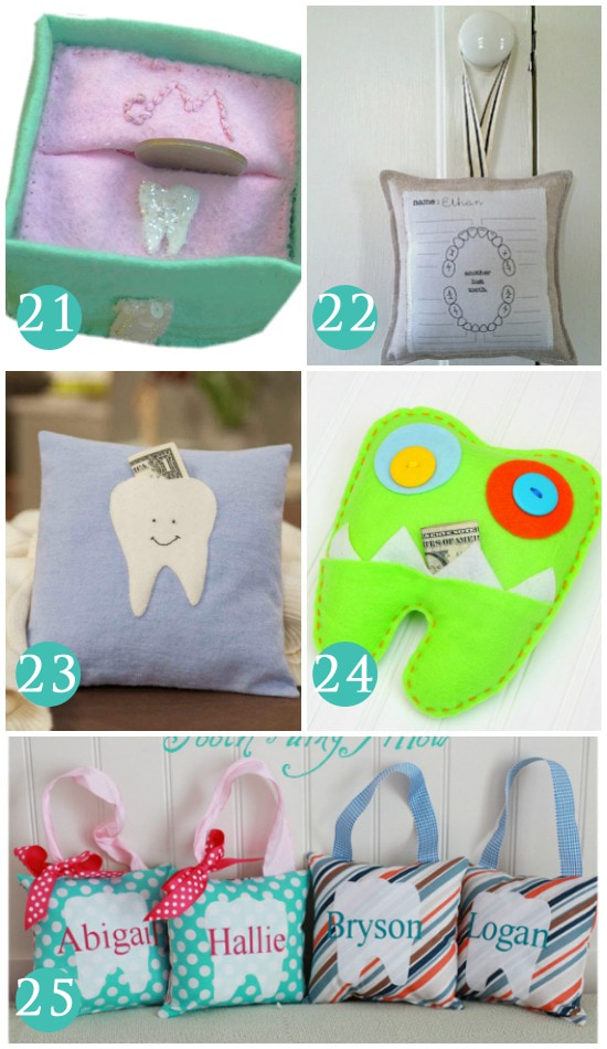Ways to Store Teeth for the Tooth Fairy
