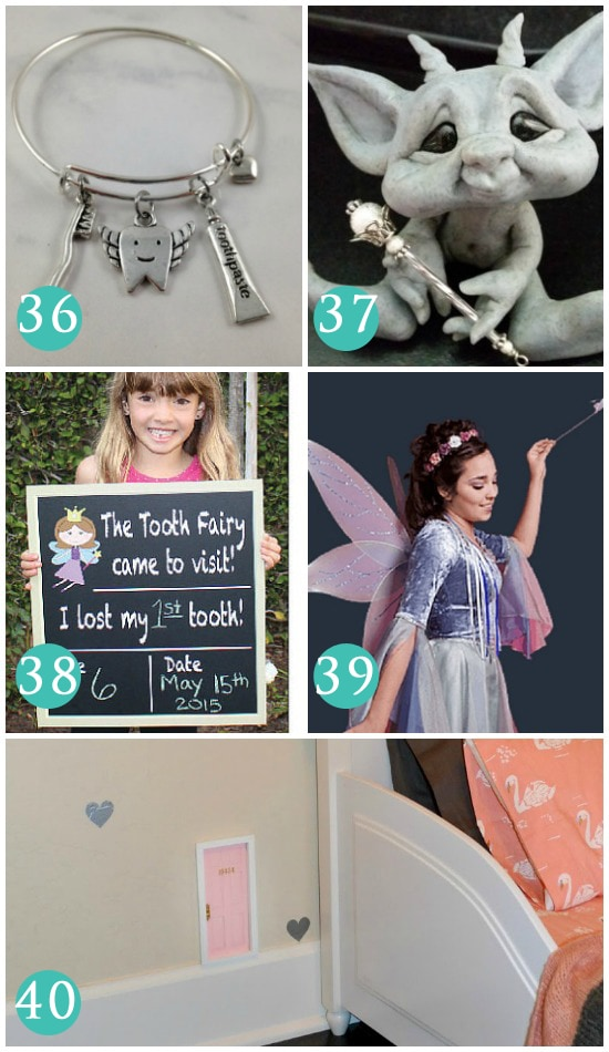 Fun Traditions for the Tooth Fairy
